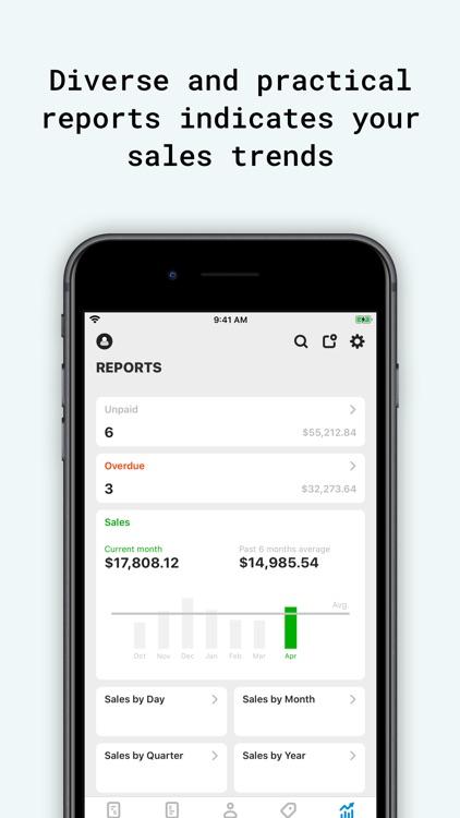 Tiny Invoice - Estimate Maker screenshot-7