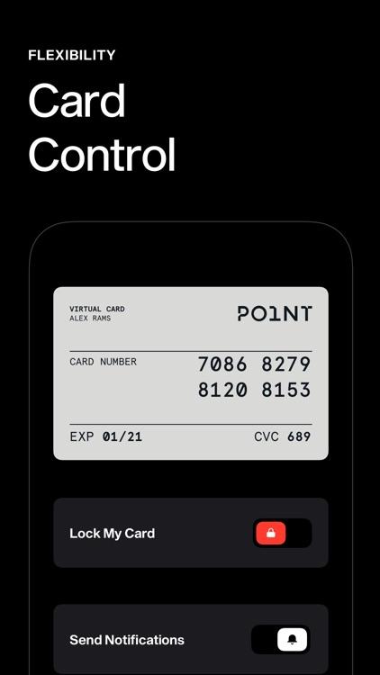 Point — Debit Card screenshot-5