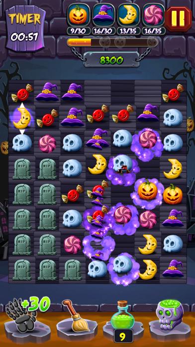 Lost Pumpkin - A Match Puzzle screenshot 5
