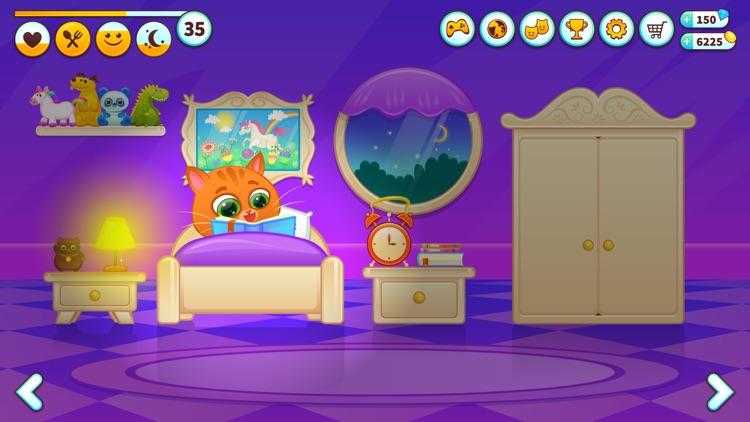 Bubbu – My Virtual Pet Cat screenshot-3