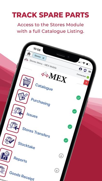 MEX Mobile screenshot-5