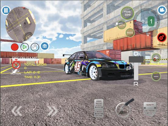 GTR Drift Simulator screenshot 4