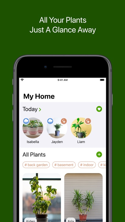 Droplet - Plant Care screenshot-0