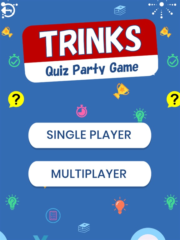 Trinks - Quiz Party screenshot