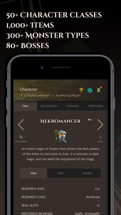 Orna: Turn based GPS RPG screenshot-4