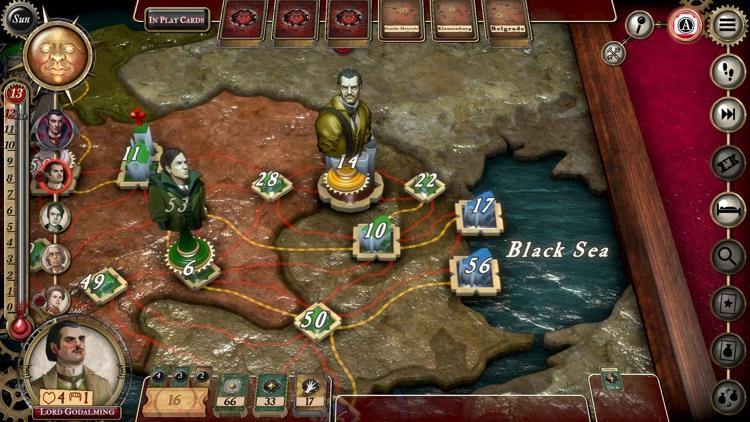 Fury of Dracula screenshot-4