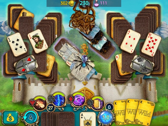 Solitaire Dreamland Adventure screenshot 16