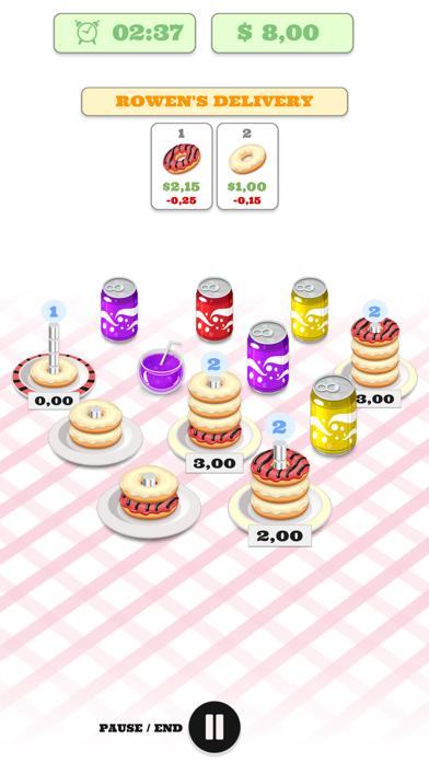 Sort It: Bakery's Tasty Donuts screenshot 3