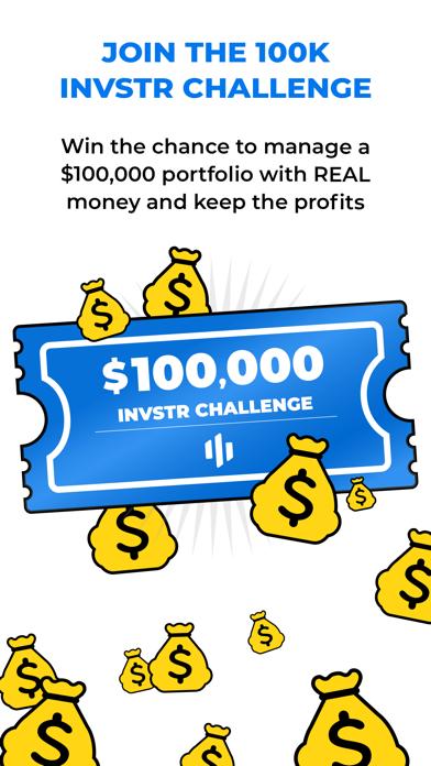 Invstr: Play. Learn. Invest. Screenshot