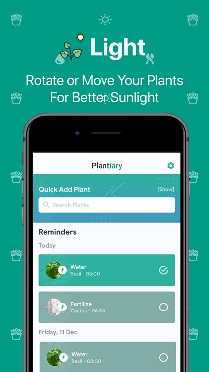 Plantiary: House Plant Care screenshot-3