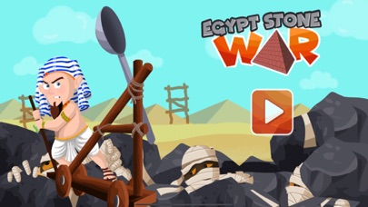 Egypt Stone War screenshot 1
