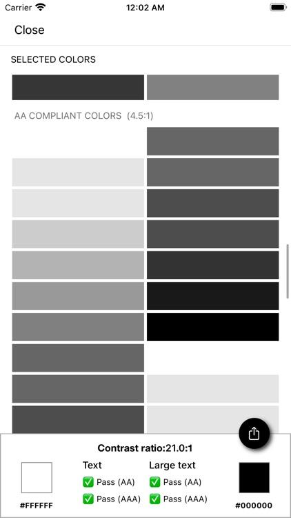 Color Contrast screenshot-4