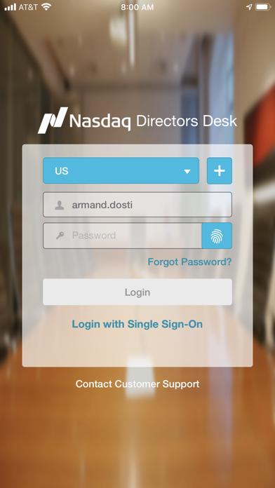 Directors DeskScreenshot of 1