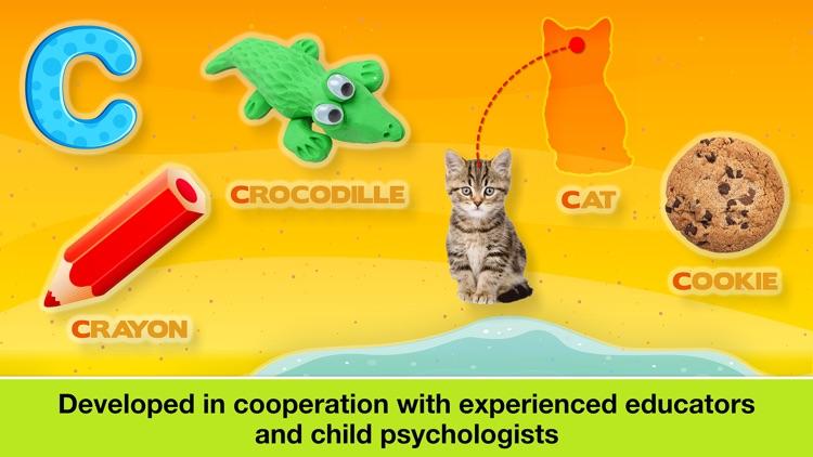 Alphabet Aquarium Letter Games screenshot-3