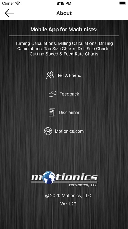 Machining App for Machinists screenshot-8