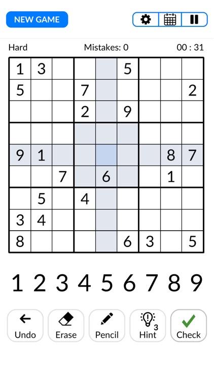 Sudoku·· screenshot-0