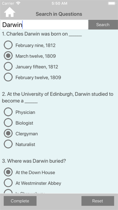 Historical Famous People Quiz screenshot 6