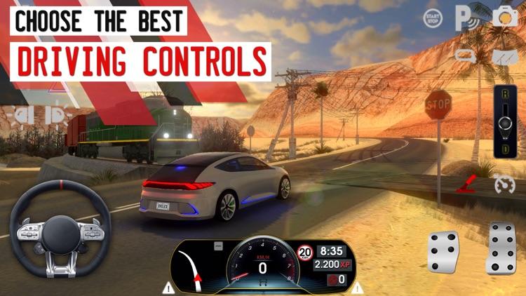 Driving School Sim 2020 screenshot-7
