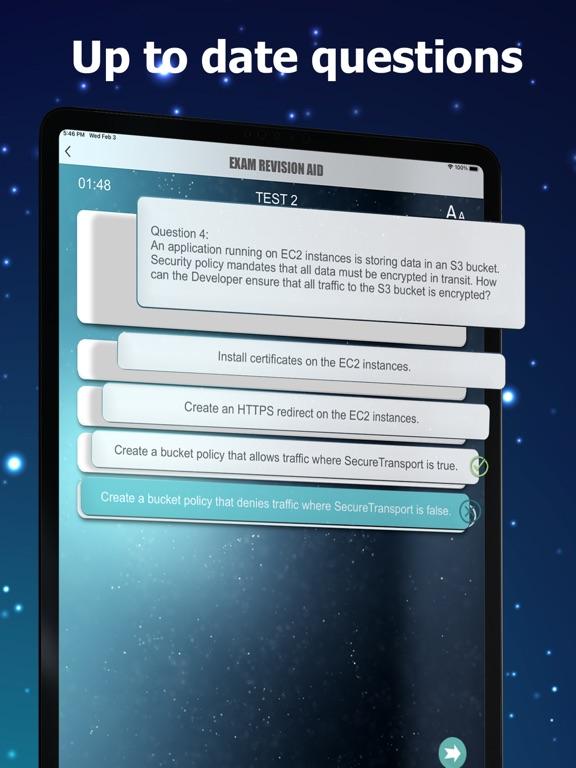 HD0-300 Test Prep screenshot 8