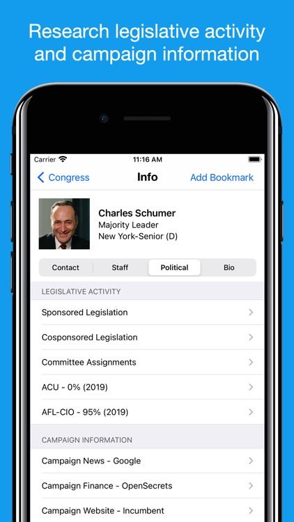 CongressPro screenshot-3