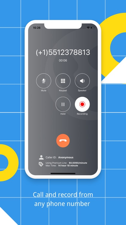 TeleMe – Record on 2nd Number screenshot-7