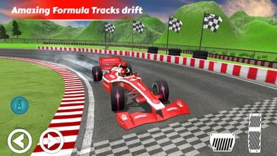 Formula Car Speed Drift Stunt screenshot 1
