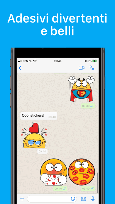 Screenshot of Emojidom sticker ed faccine2
