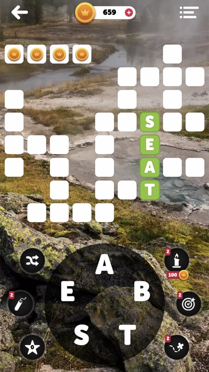Words of the World - Puzzles! screenshot-4