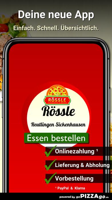 Rössle Reutlingen screenshot 1