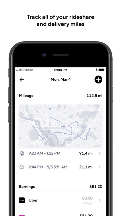 Gridwise: Gig-driver assistant
