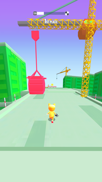 Swing Loops - Grapple Parkour screenshot 5