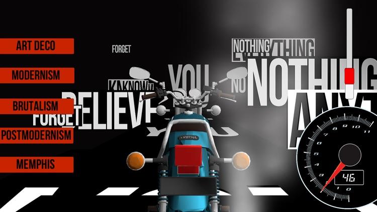 The Motorcycle GOMA screenshot-4