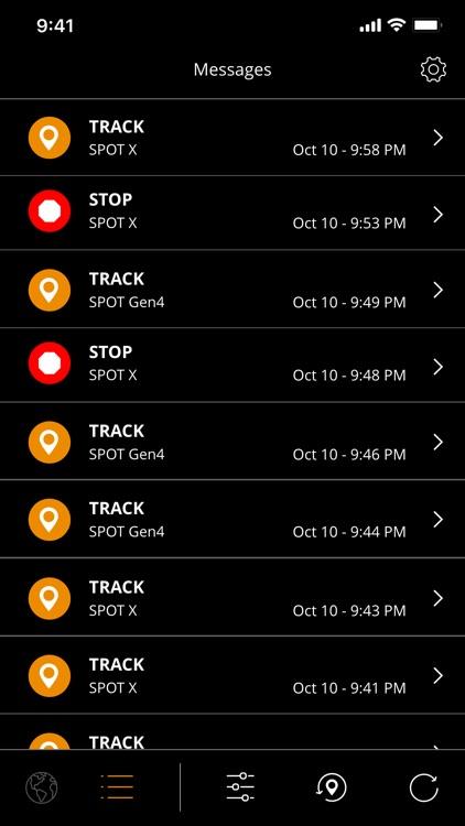 The SPOT App screenshot-3