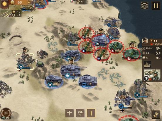 Glory of Generals 3 screenshot 17