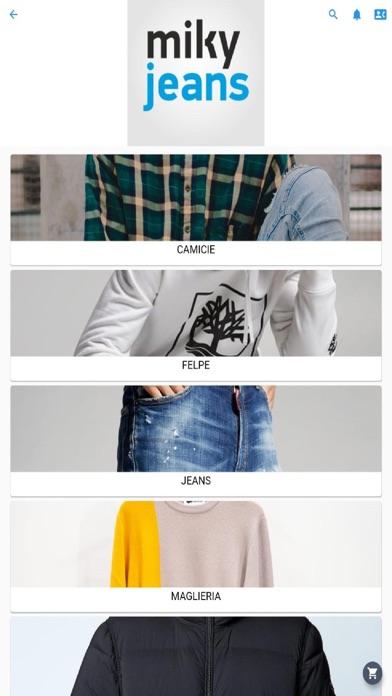 Miky Jeans screenshot 1