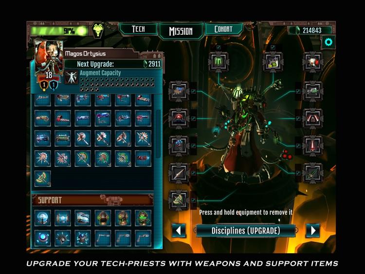 Warhammer 40,000: Mechanicus screenshot-9