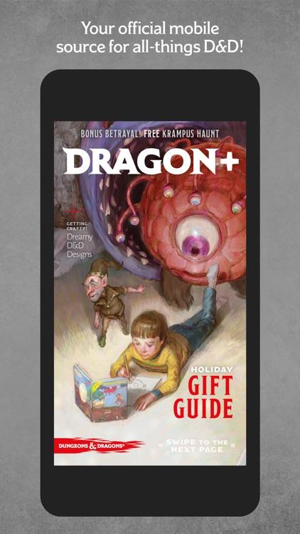 Dragon+ Magazine