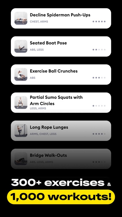 Personal Fitness - Fit at Home screenshot-4
