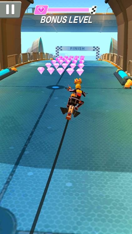 Racing Smash 3D screenshot-5