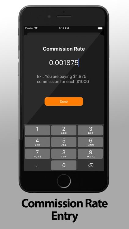 Stock Profit Calculator+ screenshot-3