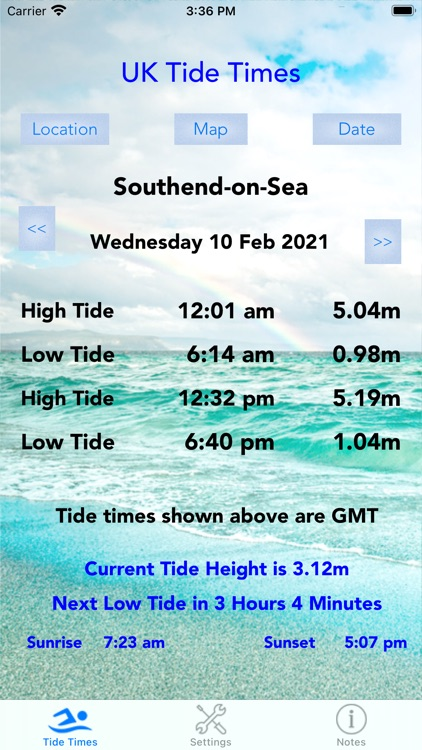 UK Tide Times screenshot-0