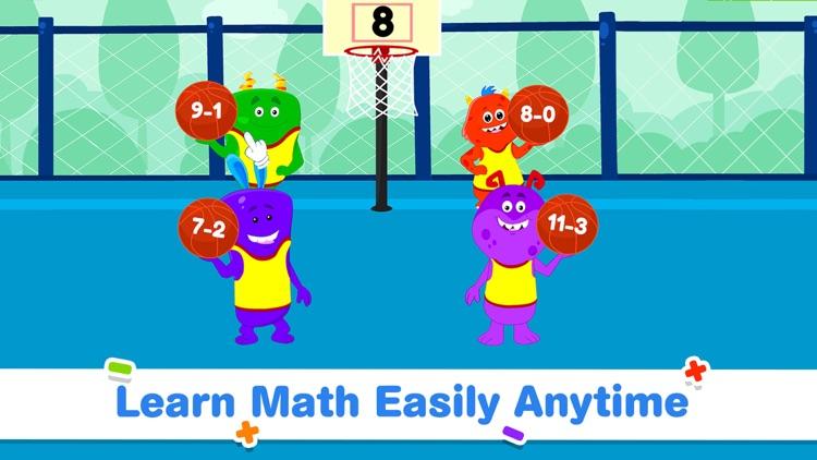 Addition Subtraction for Kids! screenshot-7