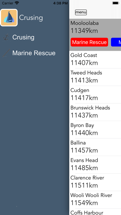 Cruising NSW and Coral Coast screenshot 1