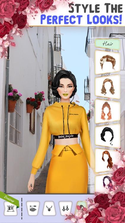 Glam Fashion Frenzy Stylist screenshot-4