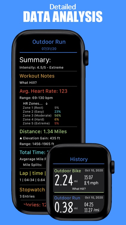 Dash Timer - Workout Companion screenshot-2