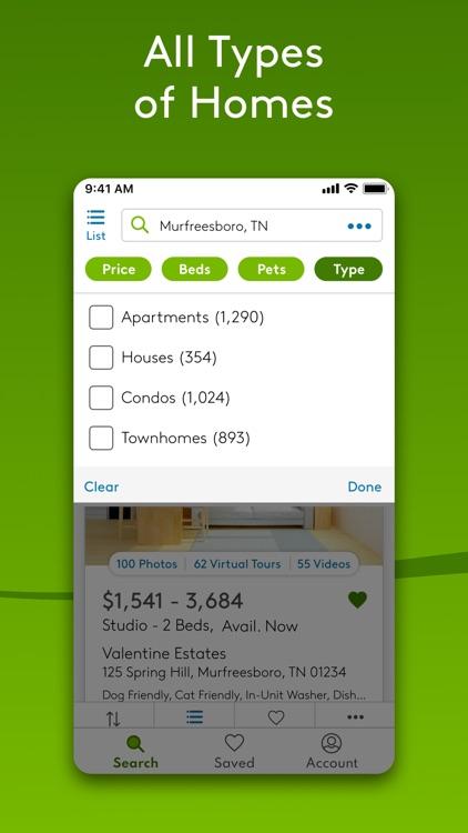 Apartments.com Rental Finder screenshot-5