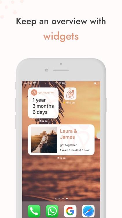 Mi & Ju - Relationship Tracker