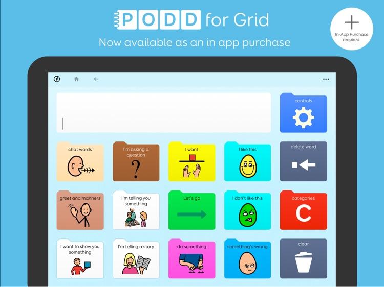 Grid for iPad - AAC