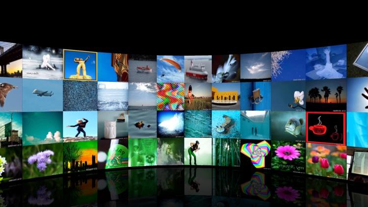 3D Photo Ring - Album Browser screenshot-9