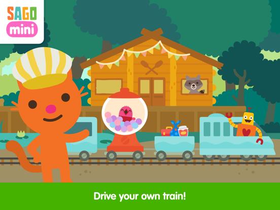 Sago Mini Train Adventure screenshot 9